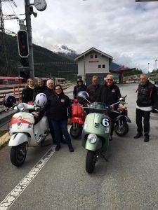 Fernfahrt ins Wallis vom 15./16. Juni 2019