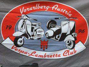 Besuch beim Vespa - Lambretta Club Vorarlberg
