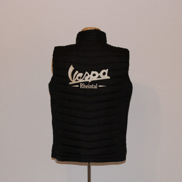 Offizieller Vespa Rheintal Bodywärmer