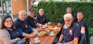 Kaffeehalt in Sargans